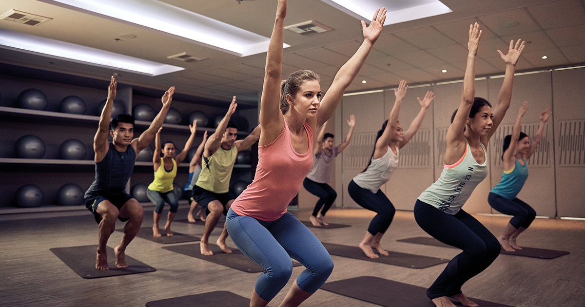 Yoga Exercise Workout Classes In Malaysia Fitness First My